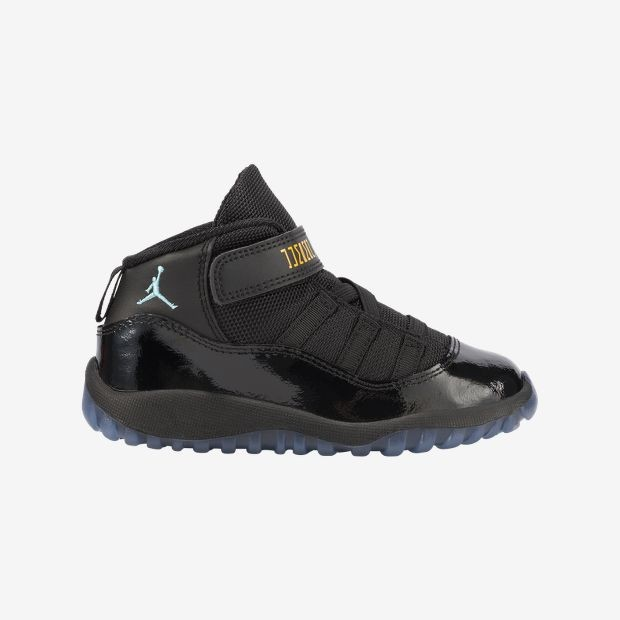 Air-Jordan-11-Retro-Three-Quarter-Zapatillas---Bebeacutes-Chicos-pequentildeos-378040_006 PRICE €55.00