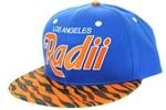 Radii Rep Snapback Hat Blue Orange Tiger  Our Price: €27.99