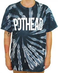 Booger Kids Pothead Tie Dye T Shirt Black  Our Price: €30.00