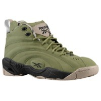 Reebok Shaqnosis - Men's Cargo Green/Black/Khaki/ Lush Forest | Width - D - Medium | OG  Product #: 61196 Price: €115.99