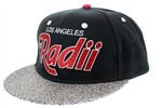 Radii Rep Snapback Hat Black Red Elephant  Our Price: €27.99