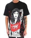 Fatal Clothing Dignity T Shirt Black  Our Price: €28.00