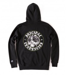 Metal Mulisha Suicidal Tendencies Jaws Zip Up Hoodie Black  Our Price: €52.00