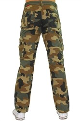 Southpole Basic Camo Cargo Pants with Belt Green  Our Price: €55.00