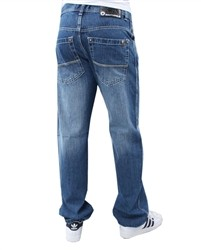 Southpole Relaxed Fit 4187 Big and Tall Denim Jeans Blue  Our Price: €62.00