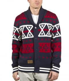LRG ALPINER CARDIGAN SWEATER €110.00