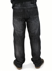 Southpole Straight Leg 6181 Big and Tall Denim Jeans Black  Our Price: €54.00