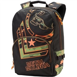 Metal Mulisha Conspiracy Backpack Black  Our Price: €44.00
