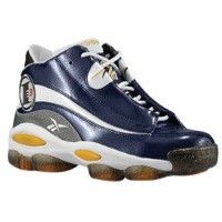 Reebok Answer 1 - Men's Navy/White/Brass | Width - D - Medium  Product #: V55131 Price: €149.99