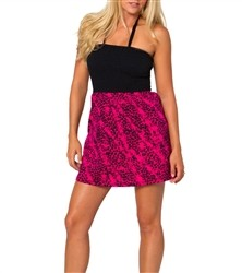 Metal Mulisha Leo Coverup Dress Pink  Our Price: €42.00