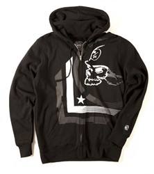 Metal Mulisha Diminish Zip Hoodie Black  Our Price: €52.00