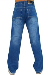 Southpole Basic Sandblast Denim Jeans Blue  Our Price: $50.00