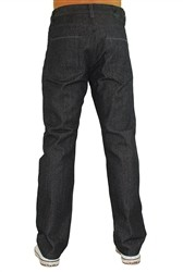 Southpole Basic Raw Denim Jeans Black  Our Price: €50.00
