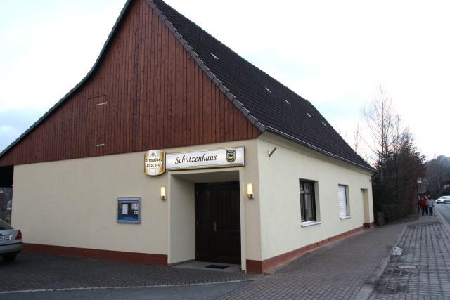 Unser Schützenhaus.