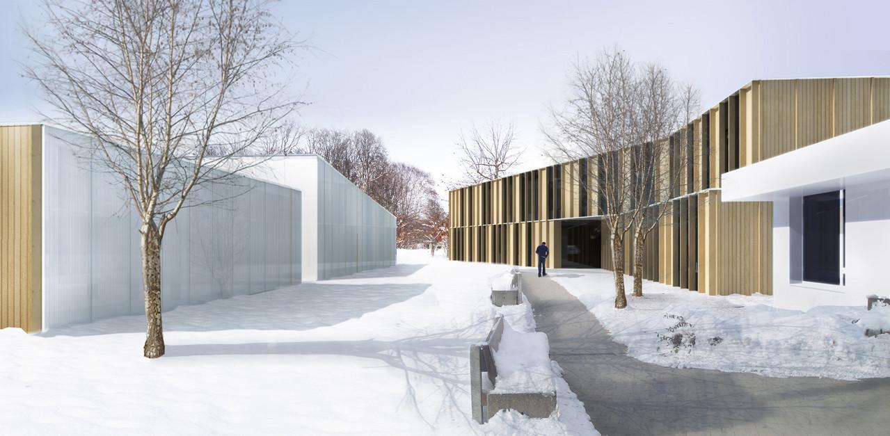Fondation de Vernand à Lausanne