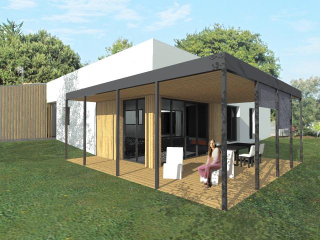 Habitation individuelle à St-Hiliare-La-Forêt