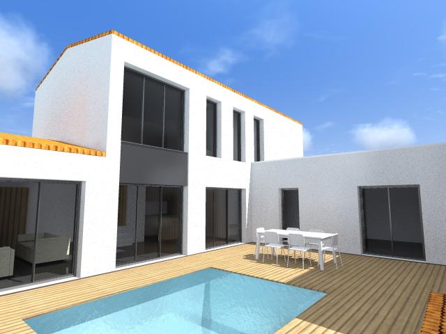 Construction d'une habitation individuelle aux Sables d'Olonne