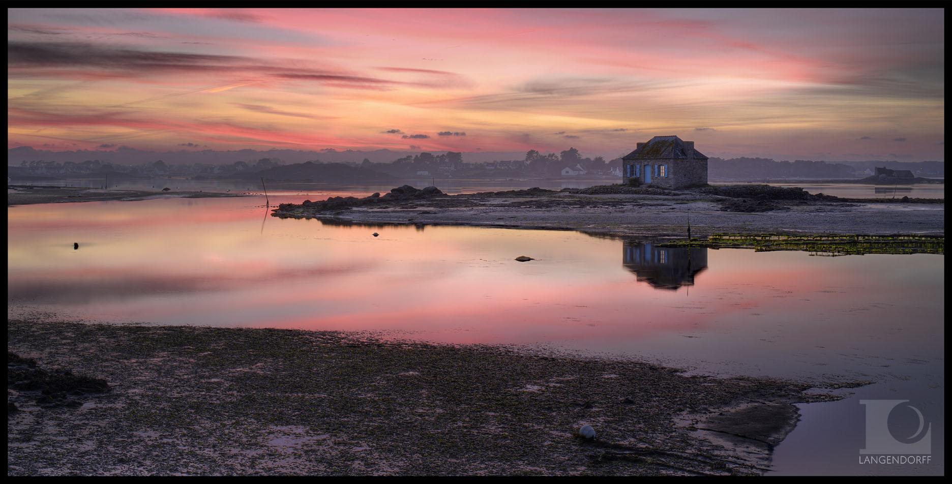 Nichtarguer, à Saint-Cado - Morbihan