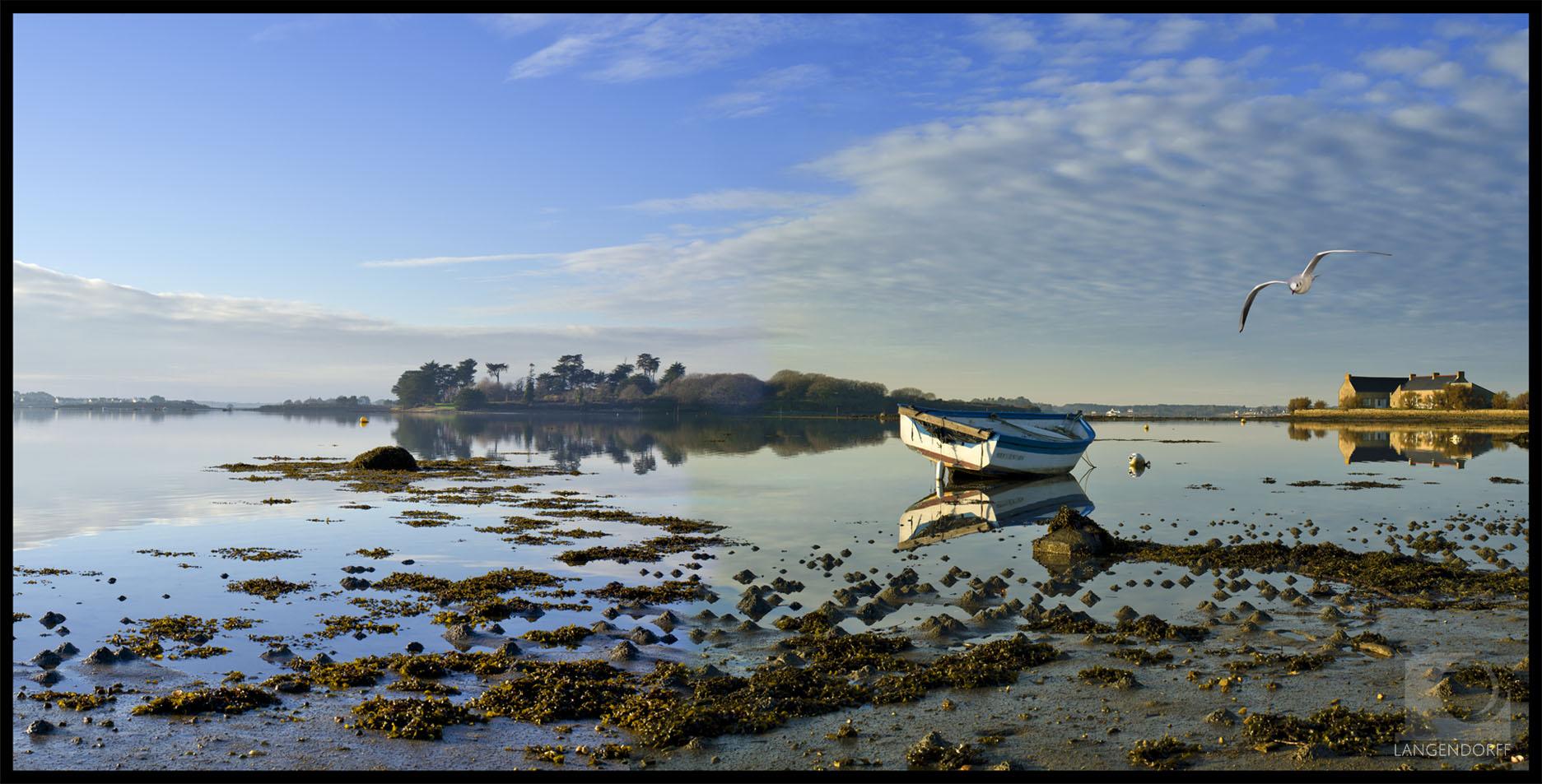 Au cœur de la Ria d'Etel - Morbihan