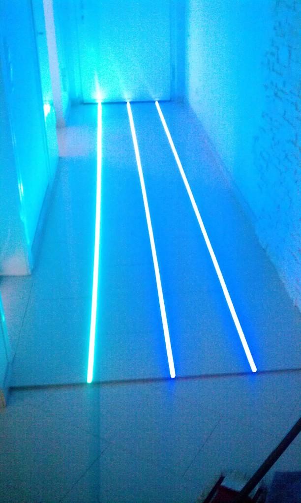 LED Eingangsbereich