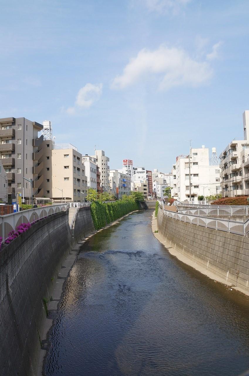 空と神田川