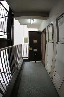 3Fに到着してエレベーターの扉が開いたら、正面奥がタンポポです