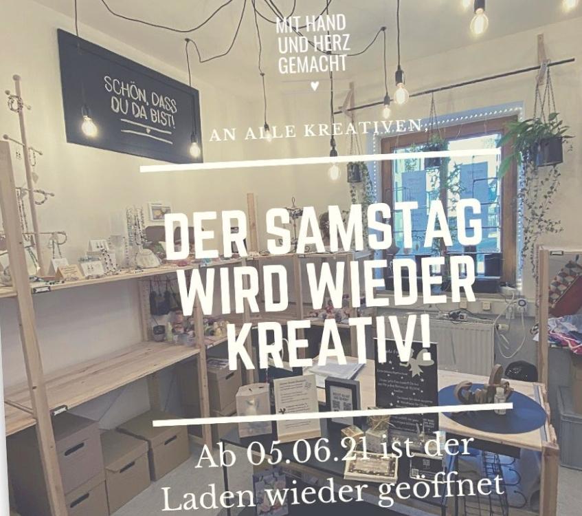 """Ausstellung """"Mit Hand und Herz gemacht"""""""