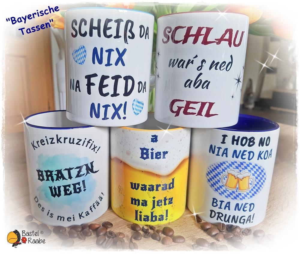 """""""Bayerische Tassen"""""""