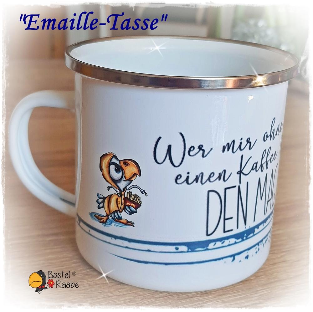 """""""Emaille-Tassen"""""""