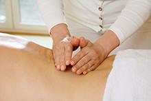 Heilmassagen bei Therapie+ mit unzähligen Wirkungsweisen