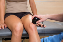 Ultraschall bei Therapie+ für einen gesteigerten Zellstoffwechsel