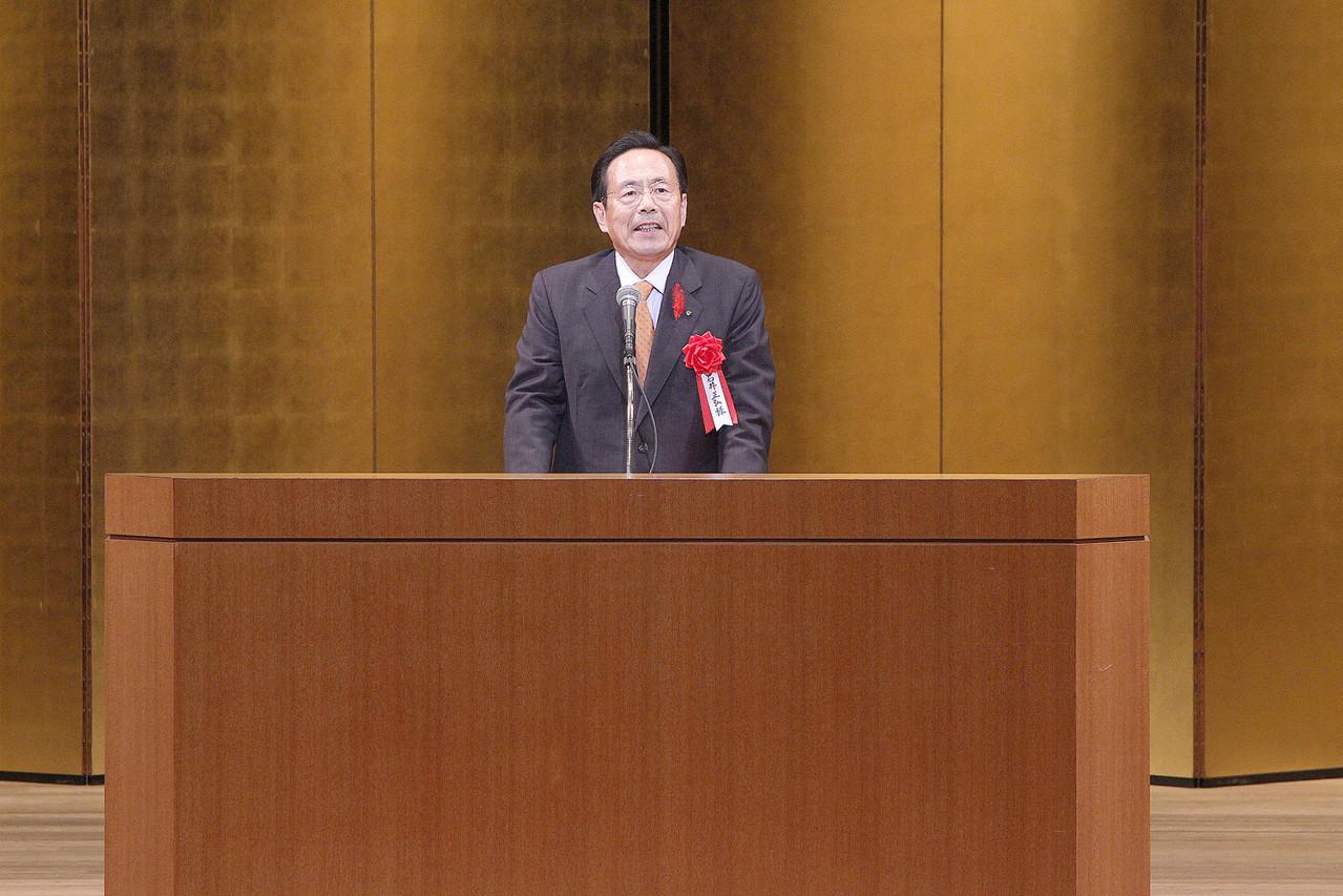 祝辞 岡山県知事 石井正弘様