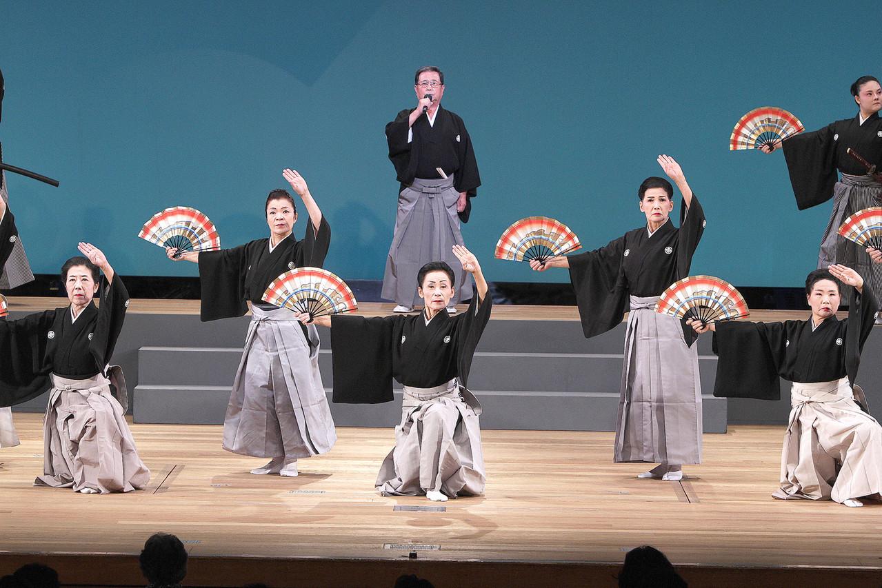 25.菊水流会歌  舞:菊水流 練師一同