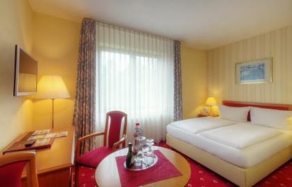 Zimmer, Aktiv u. Vital Hotel Schmalkalden, Thüringer Wald