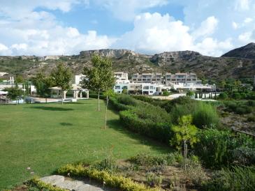 Hotel Blue Lagoon Village, Garten