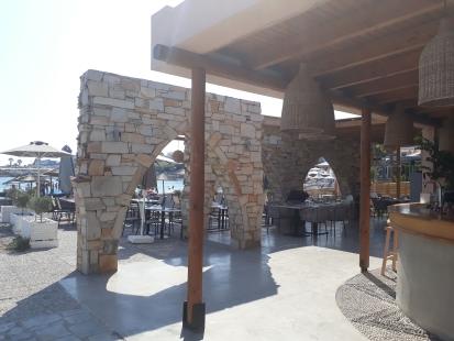 Restaurant 2, Hotel Eden Roc, Rhodos
