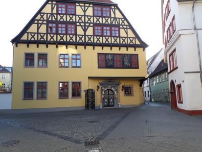 Hochzeitshaus Erfurt, Thüringen