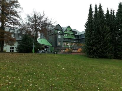 Urlaub: Berg & Spa Hotel Gabelbach, Thüringer Wald