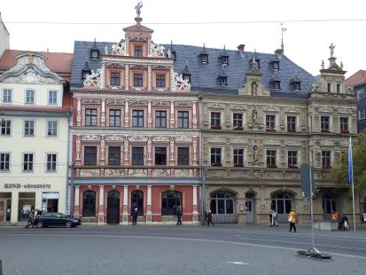 Erfurt, Fischmarkt