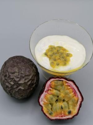 Rezept: Quarkcreme mit Passionsfrucht, glutenfrei
