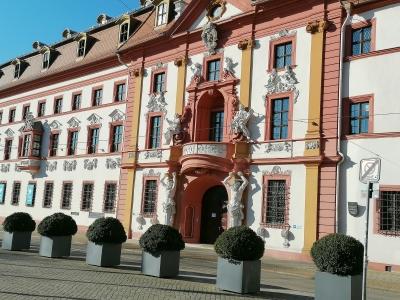 Thüringer Staatskanzlei, Erfurt, Thüringen