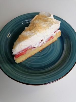 Rezept: Erdbeer-Fanta-Kuchen, glutenfrei