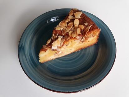Rezept: Apfel-Schüttelkuchen, glutenfrei