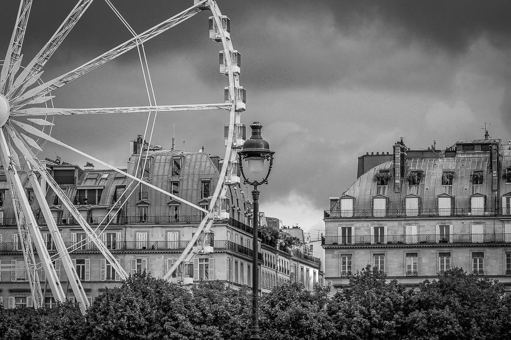 In den Tuileriengärten
