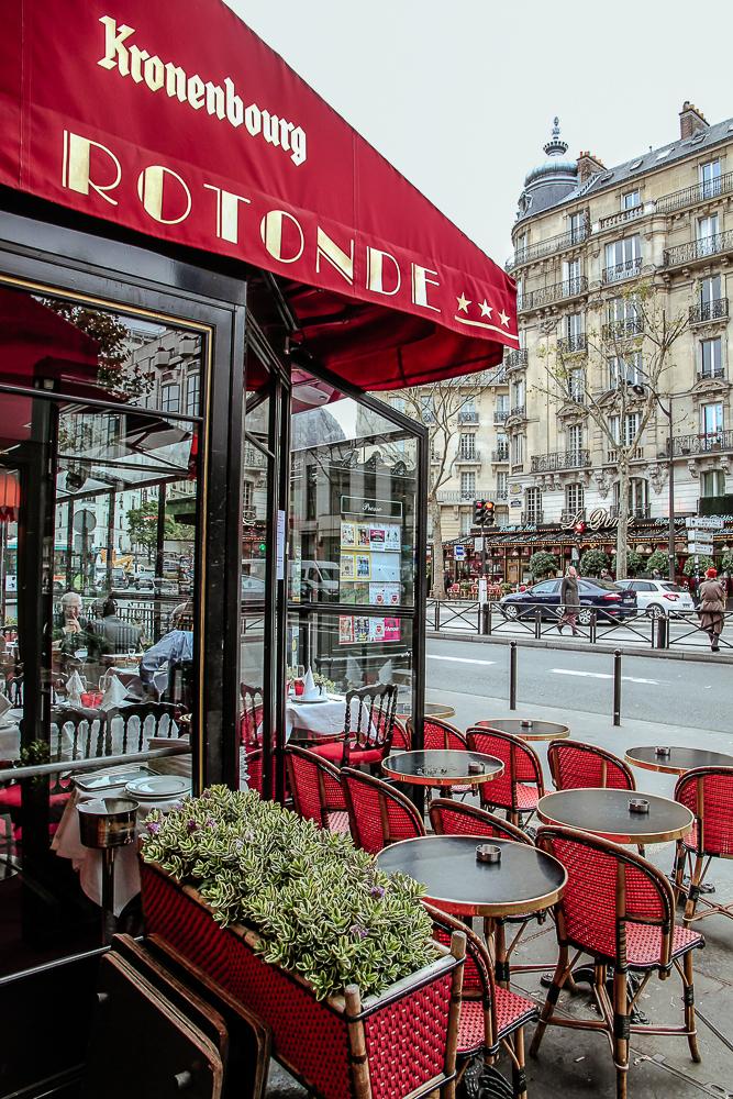 La Rotonde, Saint-Germain-des-Prés