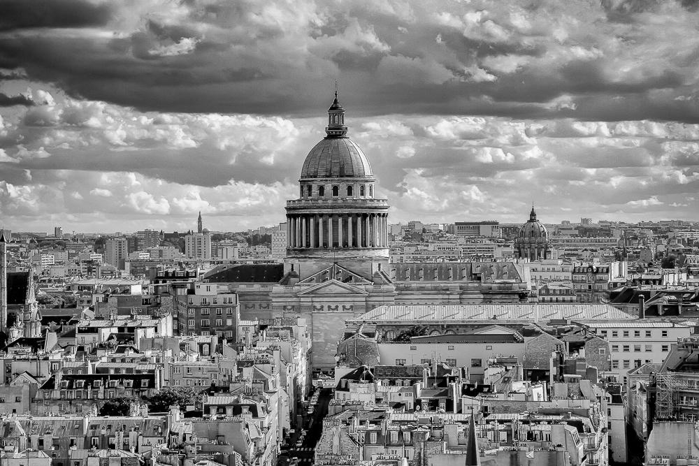 Blick auf das Panthéon