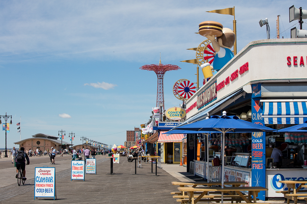 Broadwalk, Coney Island