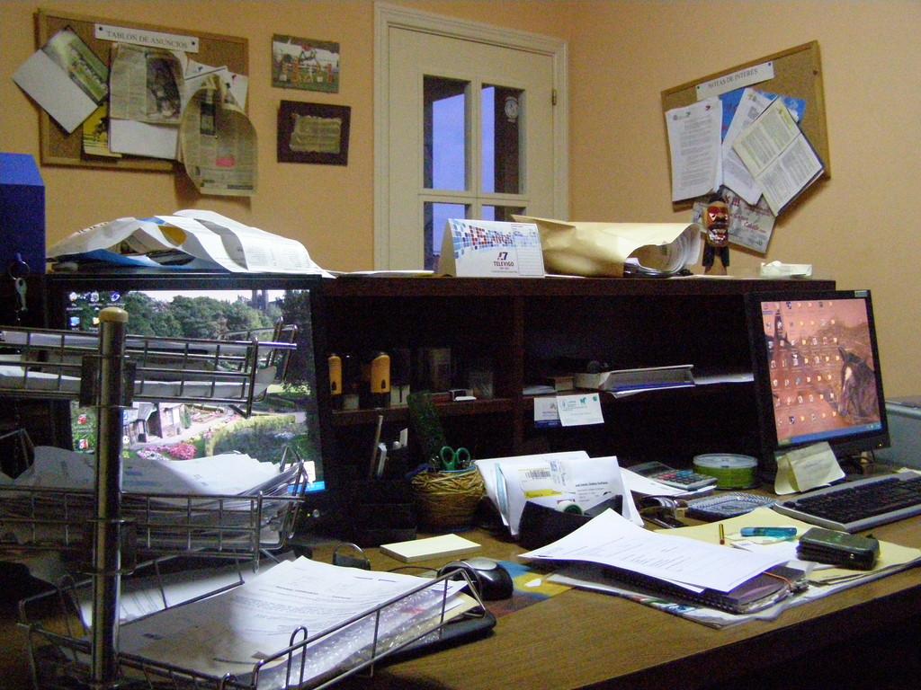 Recepcion administrativa