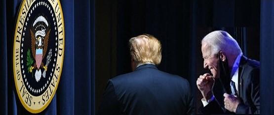 Betriebsübergabe am Beispiel Trump an Biden