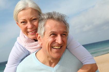 Aktiv und reiselustig auch im Alter
